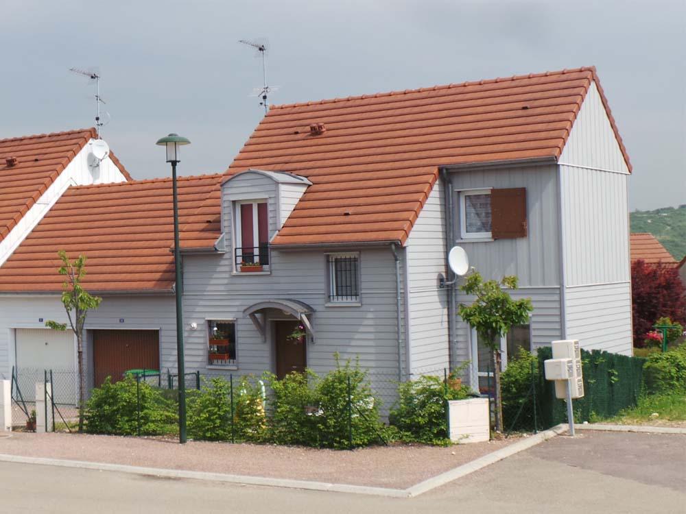 Quartier Les Plantes, Escolives Ste Camille - ATRIA Architectes à Auxerre, Bourgogne