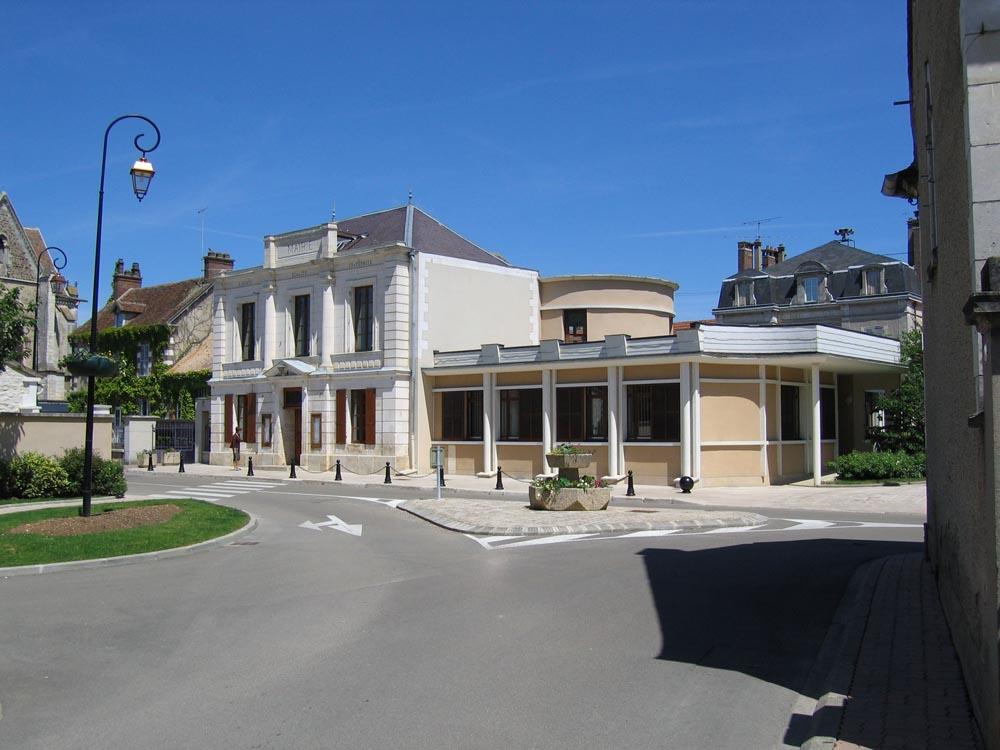 Mairie, Appoigny - ATRIA Architectes à Auxerre, Bourgogne