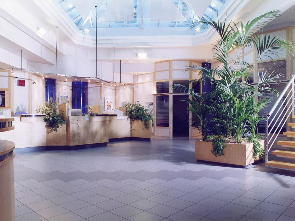 Banque Populaire, Auxerre - ATRIA Architectes à Auxerre, Bourgogne