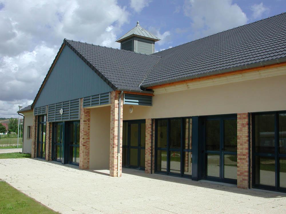Sesame Champs Blancs, Joigny - ATRIA Architectes à Auxerre, Bourgogne