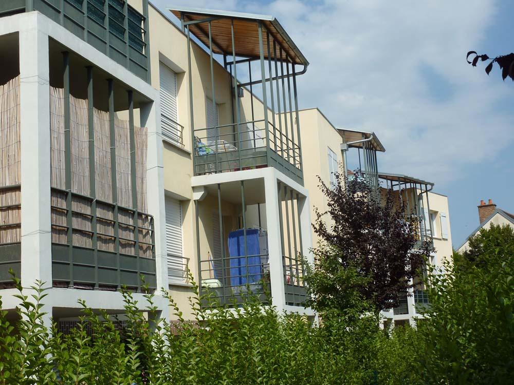Résidence Grande Rue, Cheny - ATRIA Architectes à Auxerre, Bourgogne