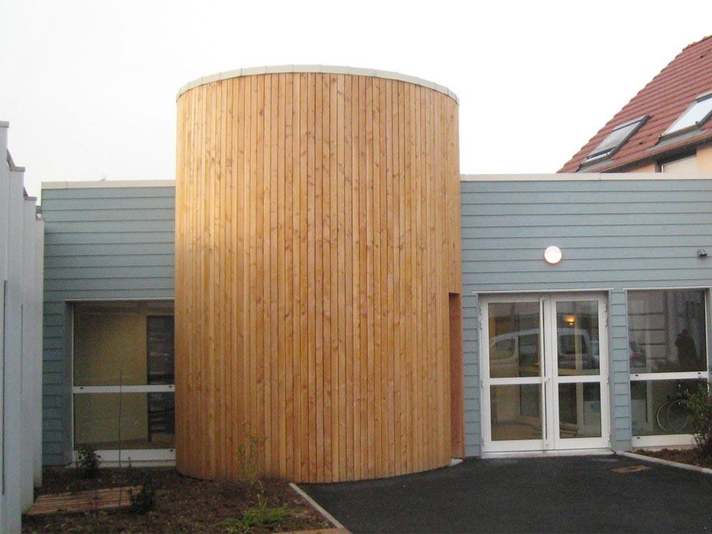 Institut d'Education Sensorielle, Auxerre - ATRIA Architectes à Auxerre, Bourgogne